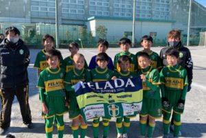 U-11新人戦 vs越谷FC